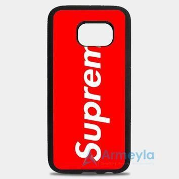 Supreme New York Clothing Skateboarding Samsung Galaxy Note 8 Case | armeyla.com