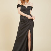 Reception Reaction Maxi Dress | Mod Retro Vintage Dresses | ModCloth.com