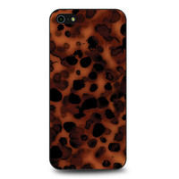 Tortoise Shell Pattern iPhone 5 | 5S case