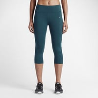 The Nike Power Epic Lux Women's Running Capris.