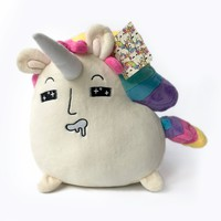 Boonicorn & Friends Boo the Unicorn 10-inch Plush by JCORP