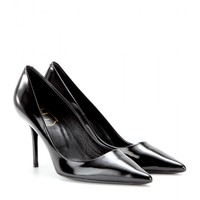 roger vivier - privilege leather pumps
