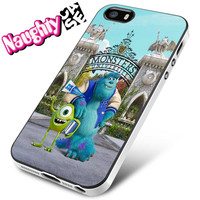 Monsters University School iPhone 4s iphone 5 iphone 5s iphone 6 case, Samsung s3 samsung s4 samsung s5 note 3 note 4 case, iPod 4 5 Case