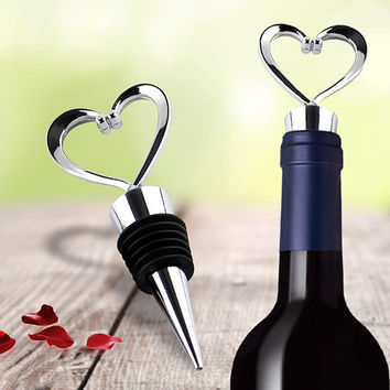 1PCS Cork Various Wine Cork Corkscrew Wine Bottle Stopper Oxygenating Wine Pourer Tie Plug Bung Stopper ZH600