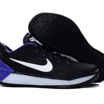 2017 Nike Kobe AD Black/Purple For Sale