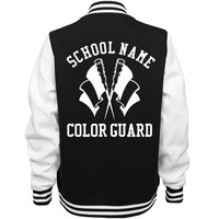 Color Guard Girl Jackets: Mom Means Business