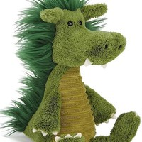 Snaggle Baggle Dudley Dragon Stuffed Animal