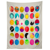 Elisabeth Fredriksson Dots 1 Tapestry