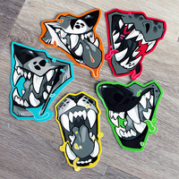 Maw Stickers