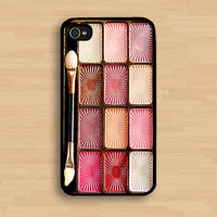 Eyeshadow Makeup Set iPhone Case-iPhone 4 case iPhone 4s case