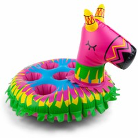 Piñata 5-Cup Inflatable Beverage Boat - PRE-ORDER, SHIPS LATE APRIL