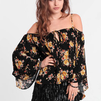 Feeling Floral Blouse