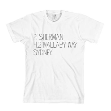 P Sherman TShirt Finding Nemo Limited Edition by Cakeworthy