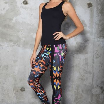 Equilibrium Yoga Pants | Designer Activewear Leggings