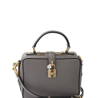 Dolce & Gabbana Leather Dolce Box Bag