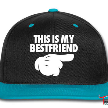 This Is My Bestfriend Snapback