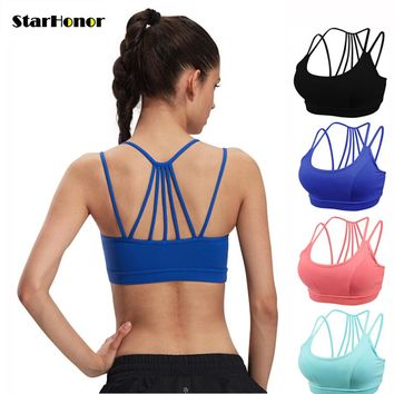Workout Sport Bra Top