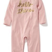 One-Piece for Baby   Old Navy