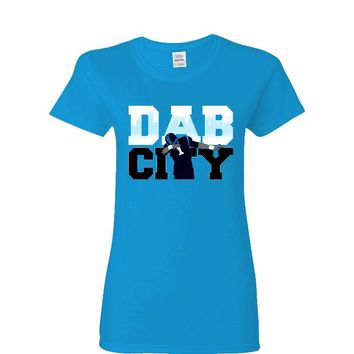 Dab City Panthers Ladies T-shirt Sports Clothing