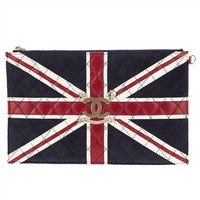 Chanel Vintage Union Jack Bag