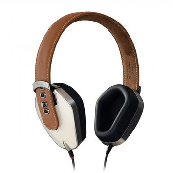Pryma: 01 Headphones - Classic Coffee & Cream