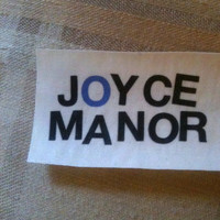 Joyce Manor Sew On Patch