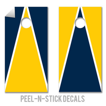 Michigan Wolverines Decals