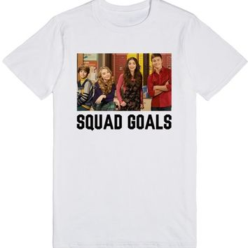 Squad Goals Girl Meets World | T-Shirt | SKREENED