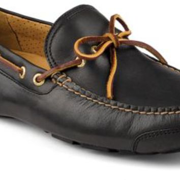 5028114d4ea Sperry Top-Sider Gold Cup Kennebunk ASV 1-Eye Loafer Black