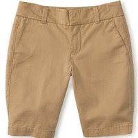 PS from Aero  Kids' Solid Twill Bermuda Shorts