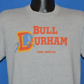 80s Bull Durham Baseball Movie t-shirt Medium