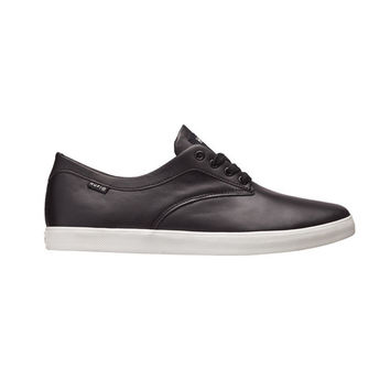 HUF - SUTTER // BLACK PREMIUM LEATHER