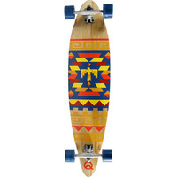 "MADE IN MARS 41"" Tribes Longboard"