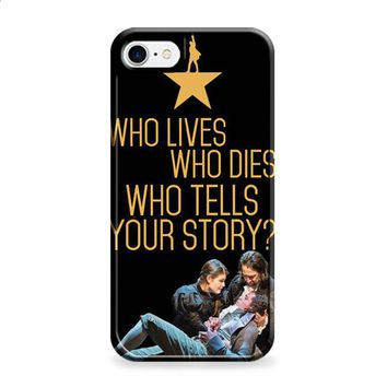 Hamilton the Musical Dies iPhone 6 | iPhone 6S case