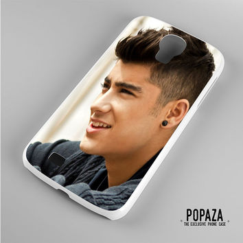 zayn malik one direction Samsung Galaxy S4 Case