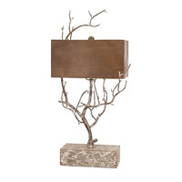 Sherwood Metal Tree Lamp