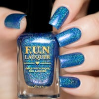FUN Lacquer Let The Sea Set You Free Nail Polish (Summer 2016 Collection)