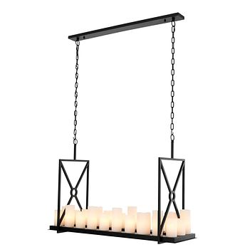 Rectangular Candle Chandelier | Eichholtz Commodore