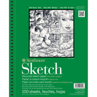 Strathmore® 400 Series Recycled Sketch Pad