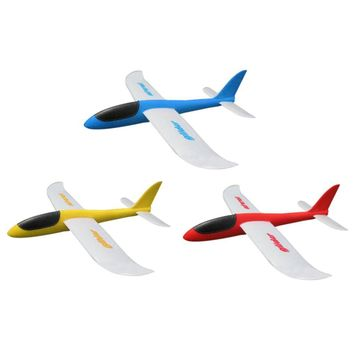 Glider EPP Foam Throwing Flying Aircraft Airplane Toy