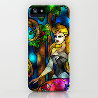 I wonder iPhone & iPod Case by Mandie Manzano