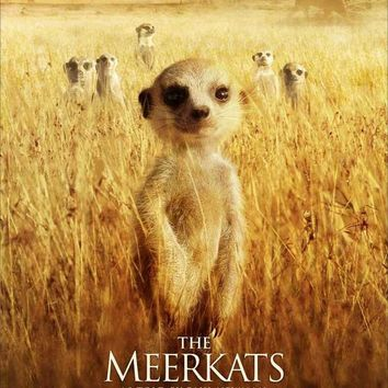 The Meerkats (UK) 27x40 Movie Poster (2008)