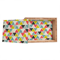 Heather Dutton Triangulum Jewelry Box