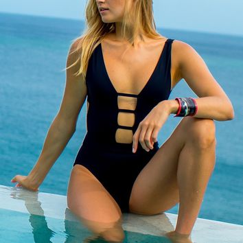 Sauvage Black Ladder One Piece