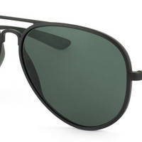 Ray-Ban RB4180 Liteforce Aviator Sunglasses