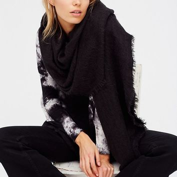 Free People Koda Brushed Scarf