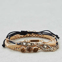AEO Arm Party Bracelets , Gold