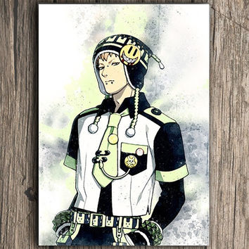 DRAMAtical Murder Noiz Anime Art Wall Decor Anime Poster