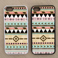 Aztec Tribal Indian Pattern iPhone Case, iPhone 5 Case, iPhone 4S case, iPhone 4 Case - SKU: 192