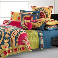 Natori Bedding, Uzbek King Duvet Cover - Duvet Covers - Bed & Bath - Macy's